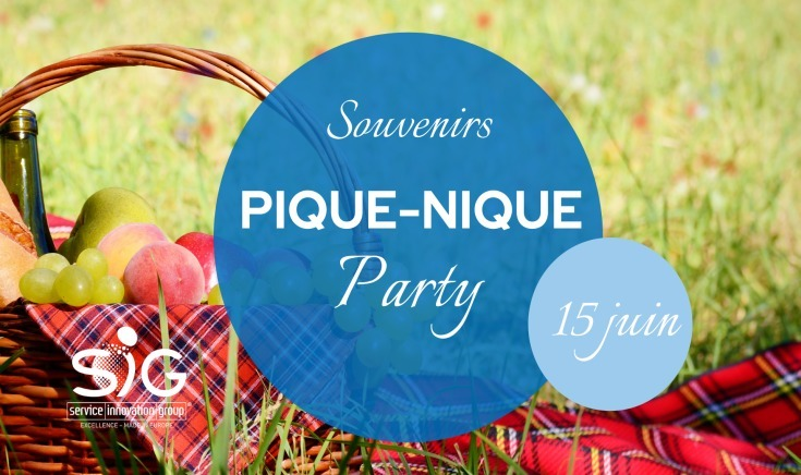 Pique-nique 2021-Service Innovation Group France